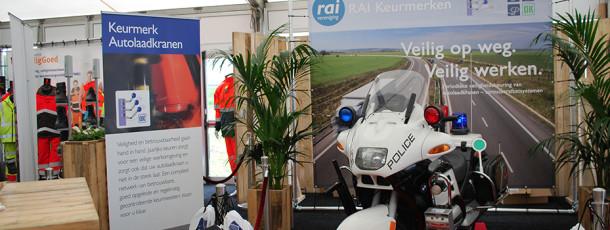 Promotie RAI-keurmerken